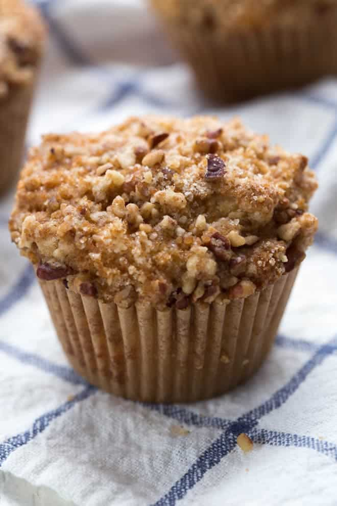 Coffee Cake Muffin Top Recipe