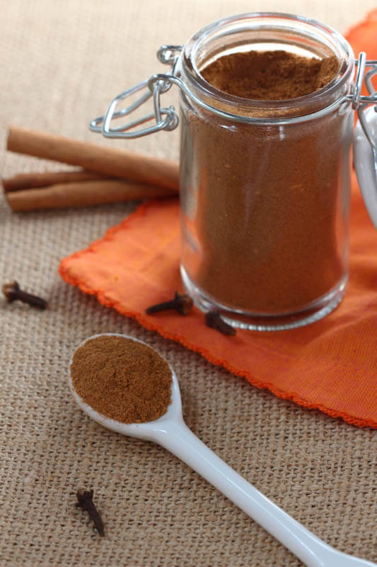 Pumpkin Spice {Spoonful of Flavor}
