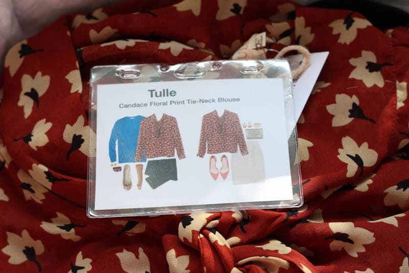 Stitch Fix - October 2013 Review
