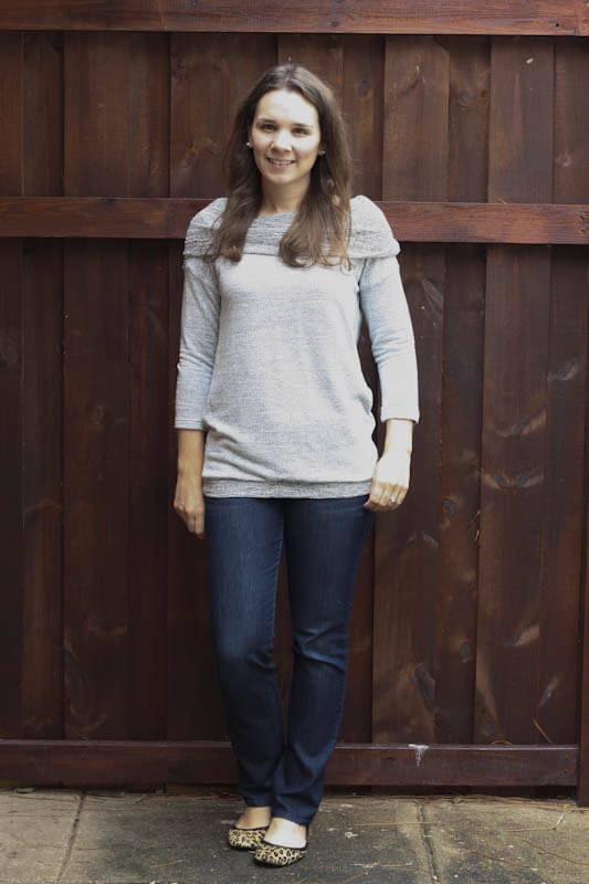 Stitch Fix December Review by Spoonful of Flavor
