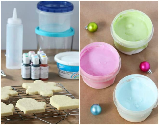 how to make cut out sugar cookies with royal icing