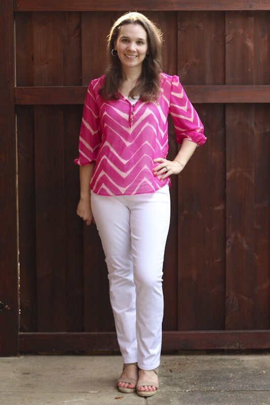 Stitch Fix May 2014 Review - Spoonful of Flavor #stitchfix
