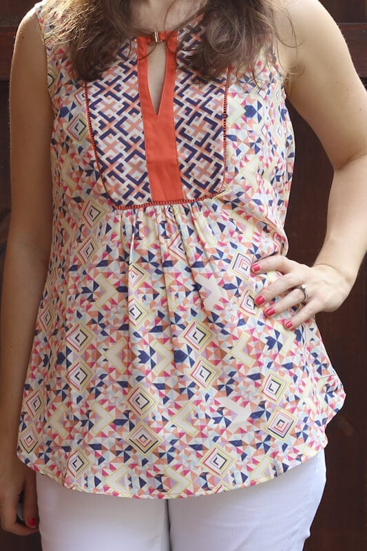 Stitch Fix May 2014 Review - Spoonful of Flavor