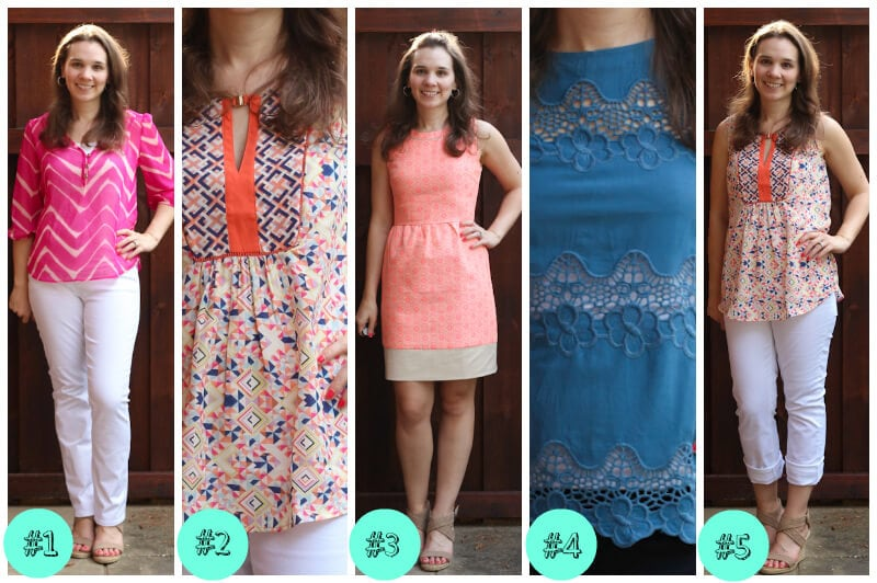 Stitch Fix May 2014 Review