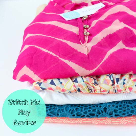 Stitch Fix May Review