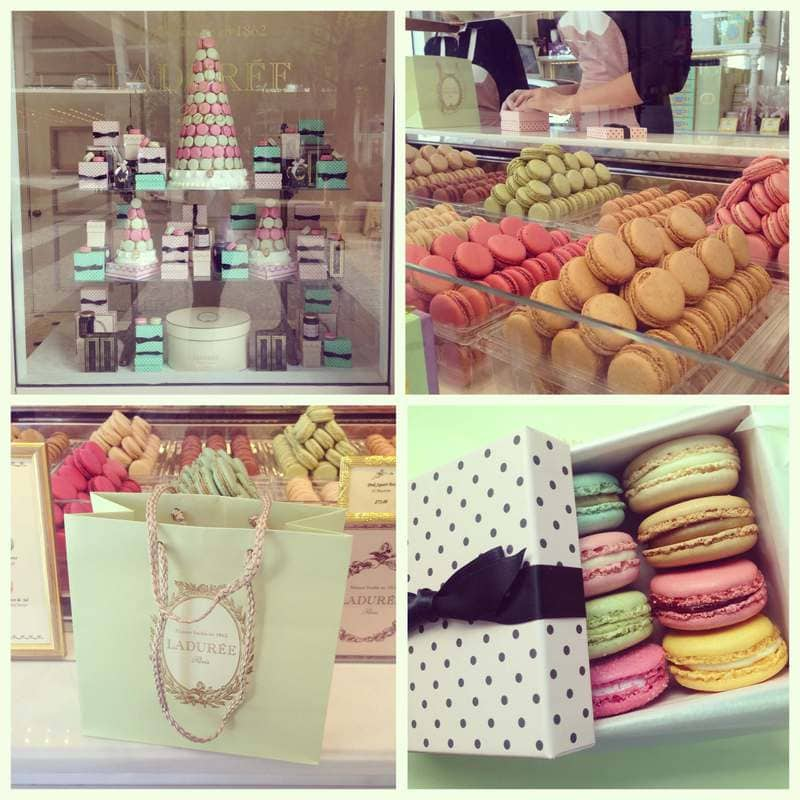 Laduree in Miami