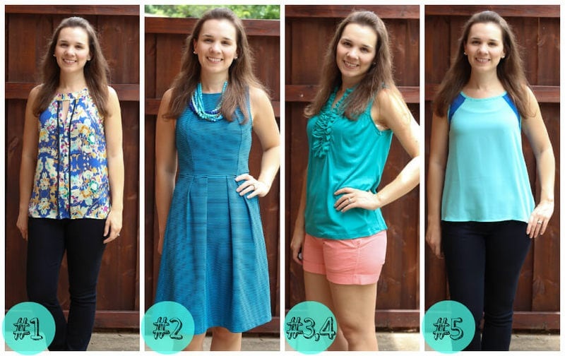 Stitch Fix - June 2014 Review on Spoonful of Flavor