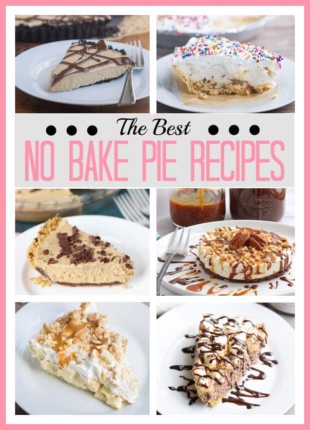The Best No Bake Pie Recipes on This Gal Cooks
