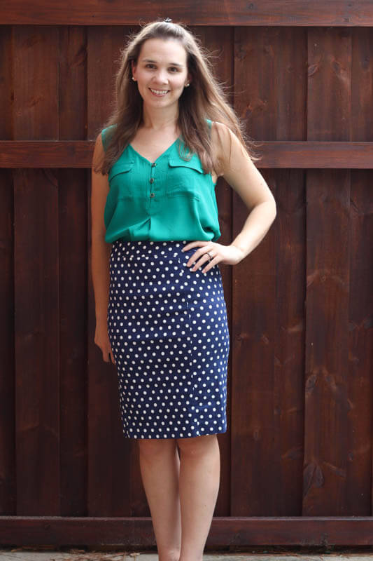 Stitch Fix July 2014 Review on Spoonful of Flavor!