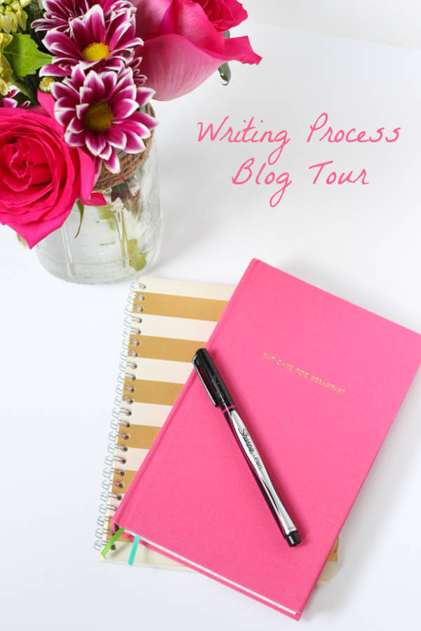 Writing Process Blog Tour on Spoonful of Flavor