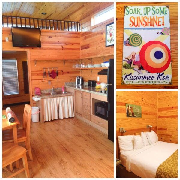 KOA Kissimmee Orlando Deluxe Cabins