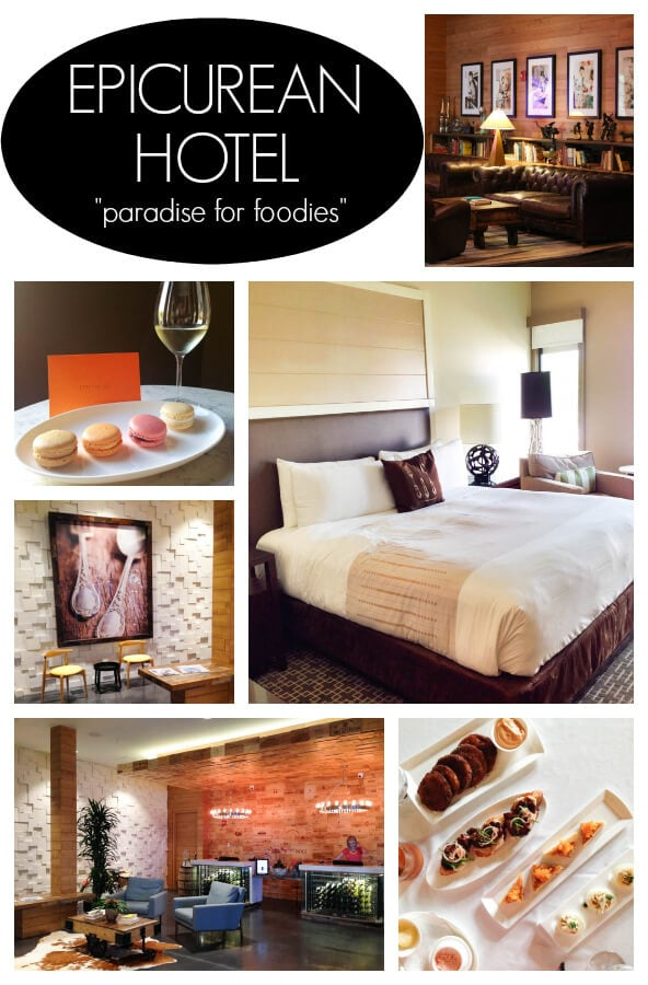 Epicurean Hotel - Paradise for Foodies