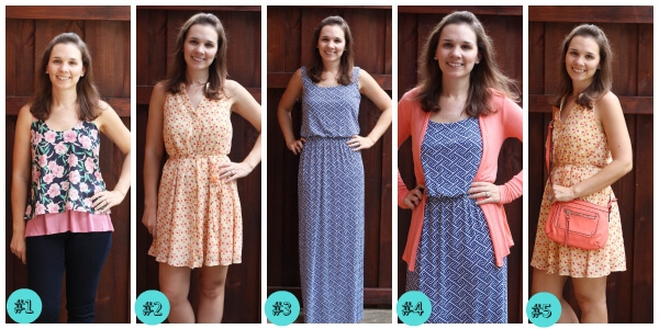 Stitch Fix August Review on Spoonful of Flavor