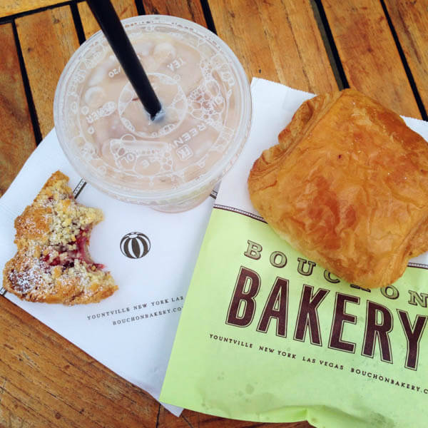 Where to Eat Napa Valley: Bouchon Bakery