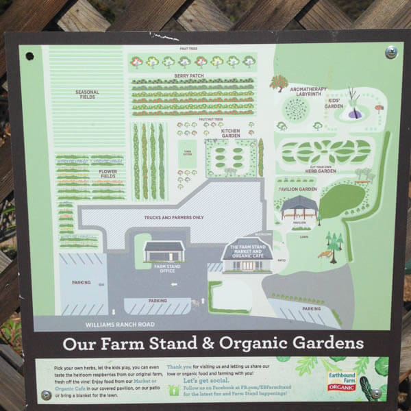 Earthbound Organic Farmstand Gardens
