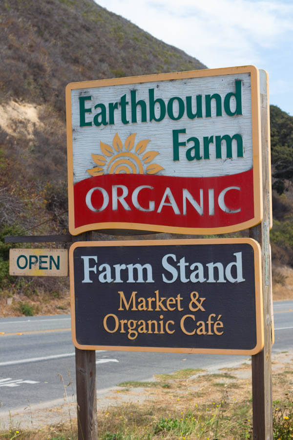 Earthbound Organic Farm Stand Market & Organic Cafe