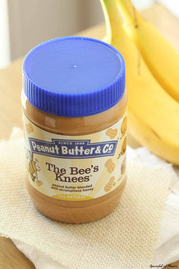 Peanut Butter Smoothie - a great way to start the day! Packed with peanut butter flavor!