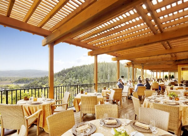 Where to Stay in Napa Valley: Auberge du Soleil