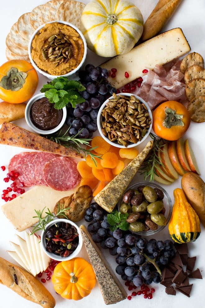 Making a cheese board doesn't have to be difficult. I'm sharing five tips for how to make a simple cheese board that everyone will love!