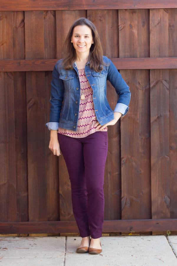 Stitch Fix November Review on Spoonful of Flavor