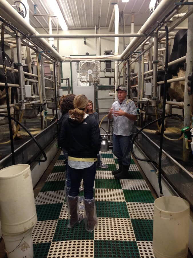 Ohio Dairy Adventure with the American Dairy Association Mideast!