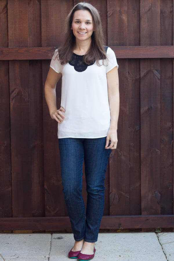 Stitch Fix December 2014 Review - featuring 41Hawthorn, Parkhurst, Kensie Jeans and Daniel Rainn!