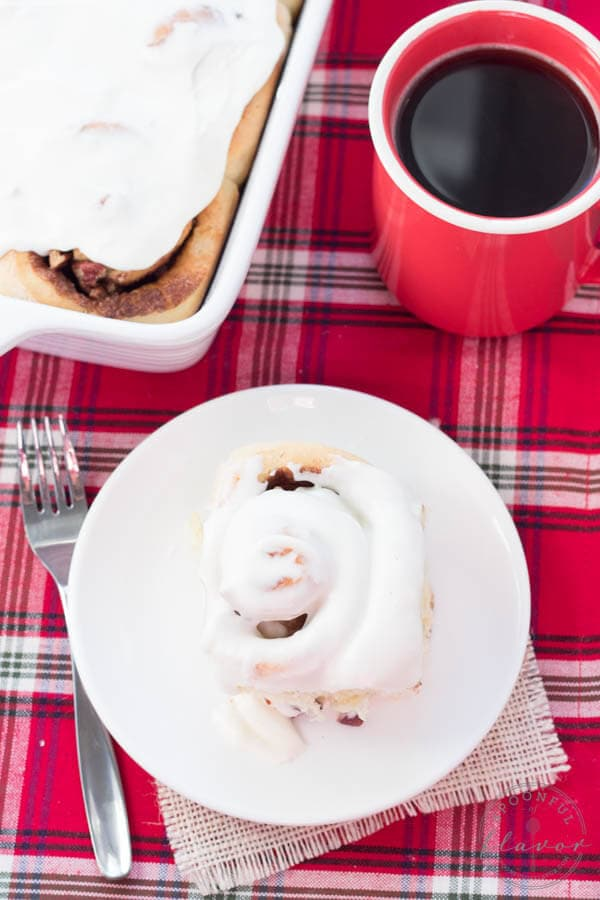 Perfect Cinnamon Rolls - here is the recipe for the best cinnamon rolls that you can make at home!