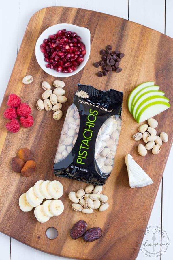 Easy healthy snack ideas spoonful of flavor easy healthy snack ideas forumfinder Choice Image
