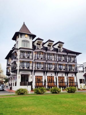The Pearl Hotel in Rosemary Beach, Florida