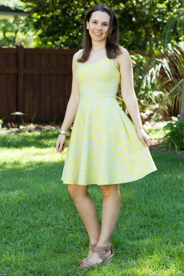 Stitch Fix May 2015 featuring Papermoon Charissa Skirt!