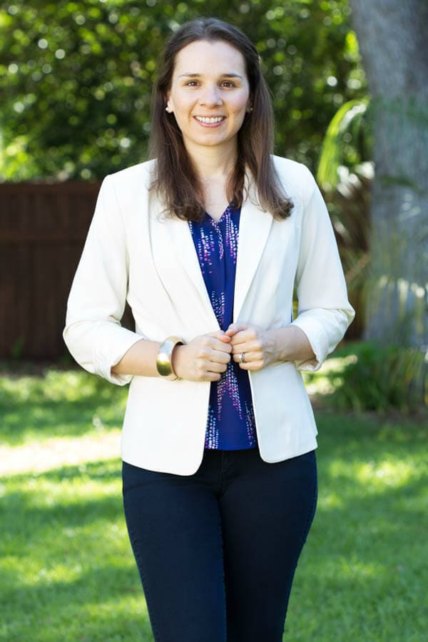 Stitch Fix May 2015 Review featuring Kensie Rebekah Contrast Detail Blazer!