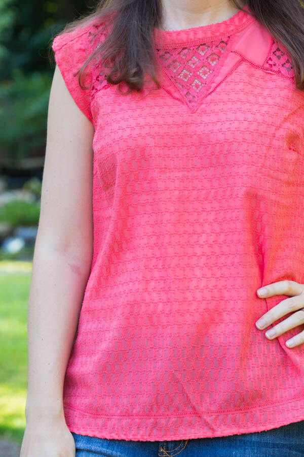 Stitch Fix Review June 2015 featuring Bay to Baubles, Pixley, Dear John, and Skies are Blue!