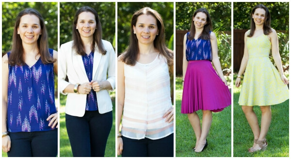 Stitch Fix May 2015 Review featuring BRIXON IVY, Papermoon, Kensie, and Collective Concepts!
