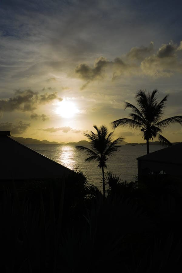 5 Unique Experiences in St John, USVI including watching sunsets, enjoying dinner with a private Caribbean chef and more!