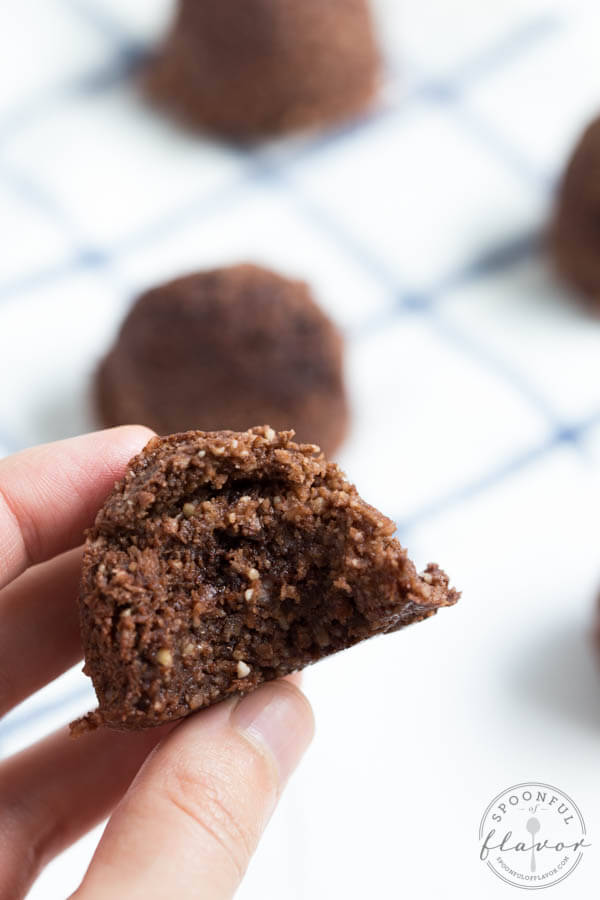 Chocolate Macaroons are a healthy cookie that you will love! They are made with a few simple ingredients and are gluten free, dairy free, vegan and raw!