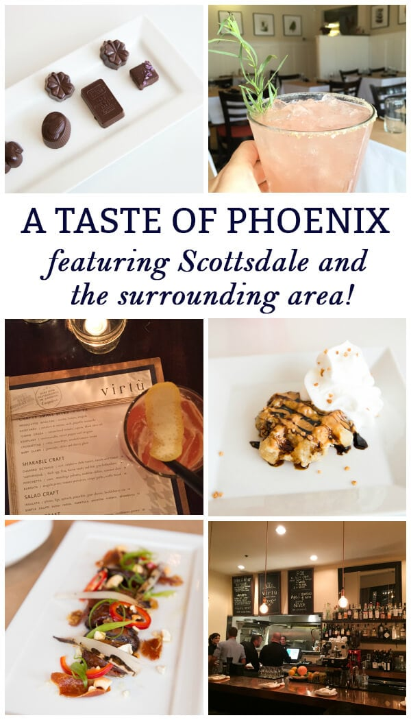 Experience a taste of Phoenix and the surrounding area with the best foodie hot spots including the Liberty Market and more!