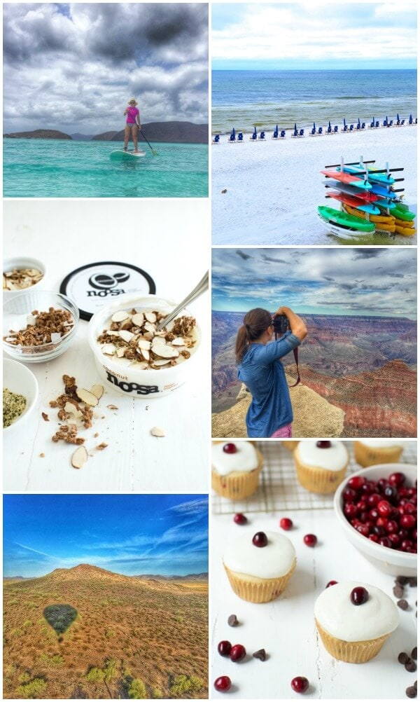 My favorite new experiences of 2015 including Noosa Yoghurt, visiting the Grand Canyon, paddle boarding and more!