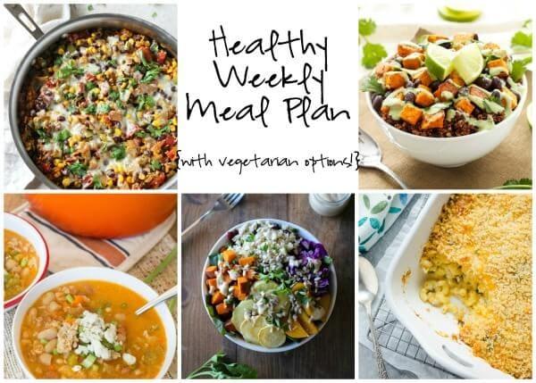 healthy weekly meal plan 1 9 16 spoonful of flavor