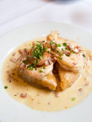 Southern Cuisine at The Olde Pink House Savannah