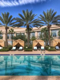 Enjoy a relaxing mini weekend getaway to the Waldorf Astoria Orlando! The resort features beautiful accommodations, signature dining, a relaxing spa and activities for the entire family.