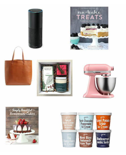2016 Holiday Gift Guide including Minted home decor, photo gifts, cookbooks, foodie gifts and more!