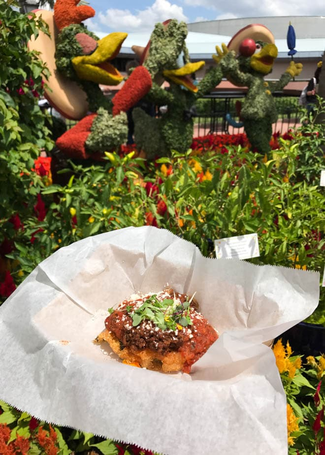 Explore five unique foodie experiences at Walt Disney World including festivals and more!