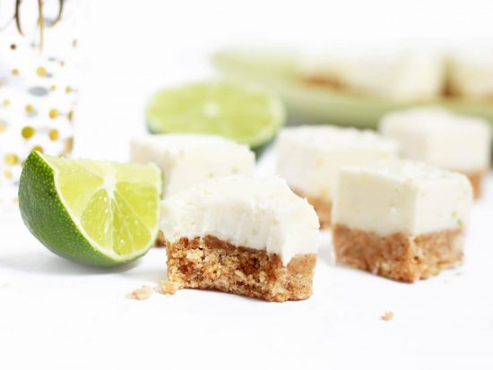 No Bake Margarita Cheesecake Bites | www.ifyougiveablondeakitchen.com