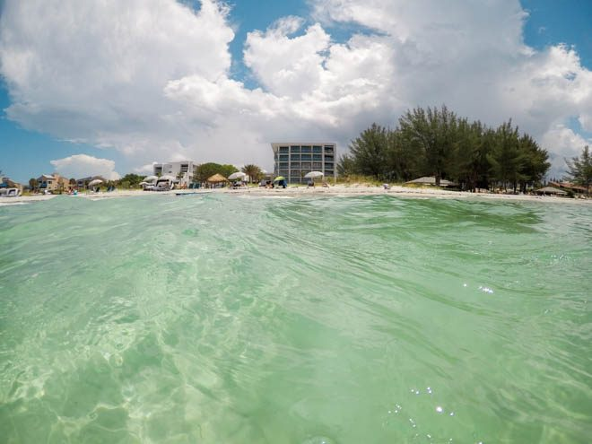 Zota Beach Resort on Longboat Key, Florida