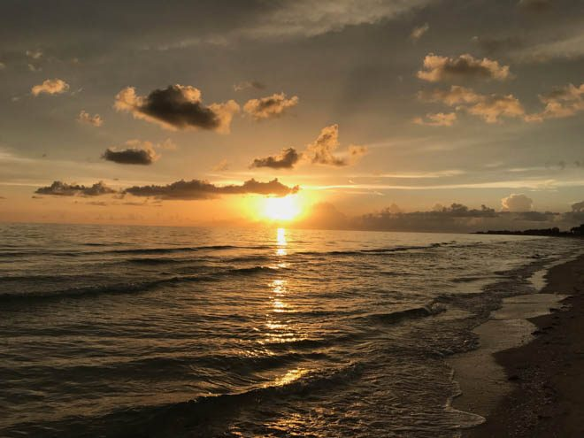 Enjoy the Sunset at Zota Beach Resort on Longboat Key, Florida
