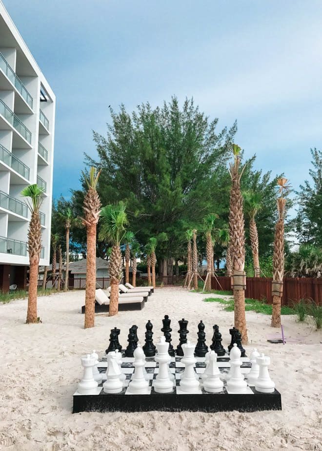 Enjoy a stay at Zota Beach Resort and relax in beautiful accommodations steps from powder sand beaches.