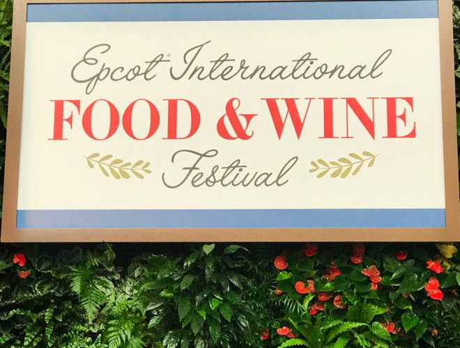 Highlights From The 2017 Epcot International Food And Wine Festival