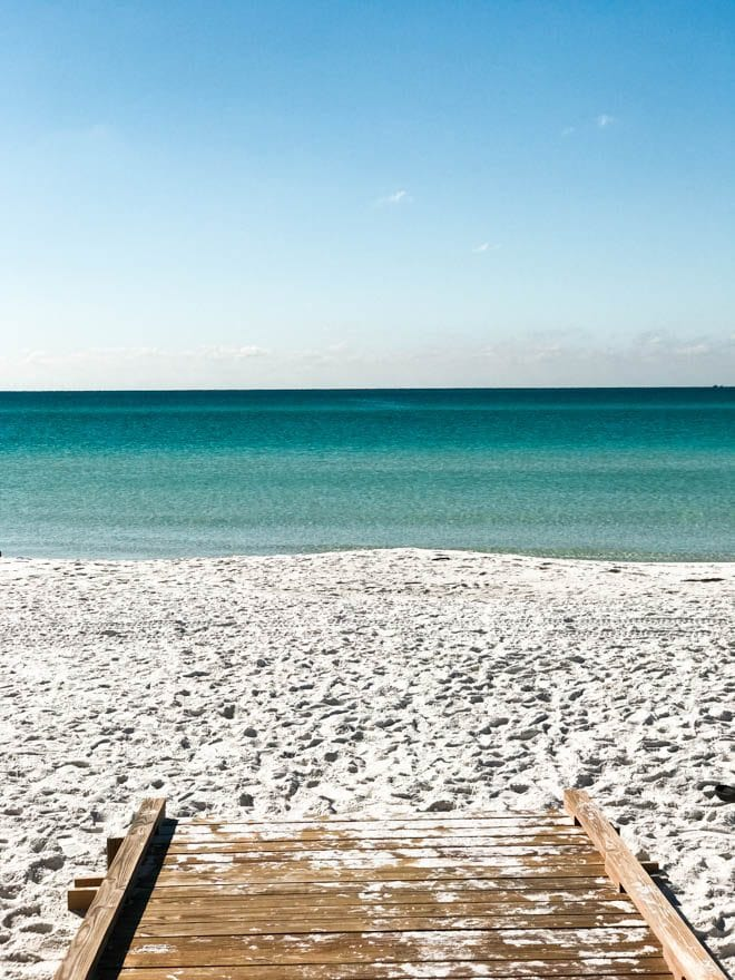 Plan a relaxing weekend getaway to Panama City Beach, Florida and explore ten unique family-friendly experiences and luxurious coastal accommodations! The Weekend Guide to Panama City Beach features the Sheraton Bay Point Resort, Shell Island, and more.