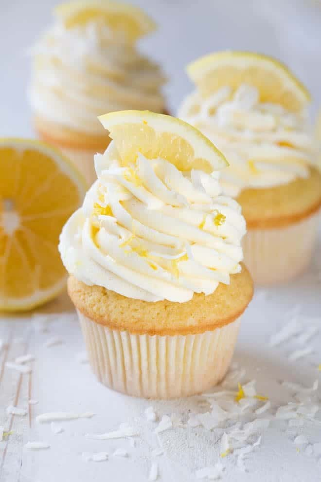 Lemon Coconut Cake Icing Recipe