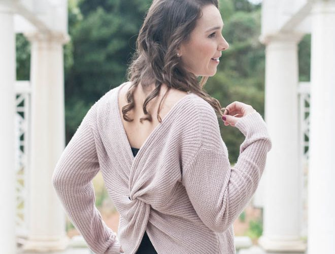 After receiving almost 50 fixes from Stitch Fix, I'm sharing my Stitch Fix January 2018 Review plus tips for consolidating your wardrobe! Pieces include BC Footwear, Collective Concepts Blouse, Pixley V Neck Pullover and Skies are Blue Knit Blazer!